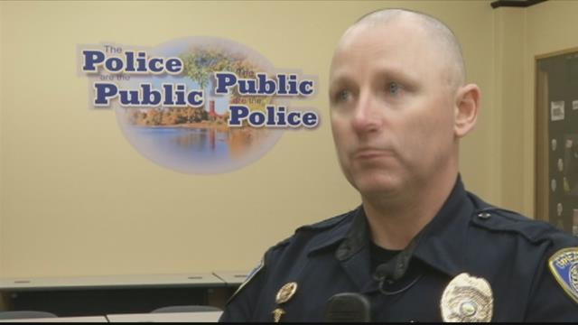 Great Falls police Sergeant Rich LaBard (MTN News photo)