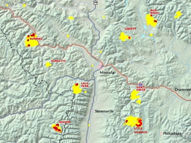 Poor Air Quality Persists In Western Montana